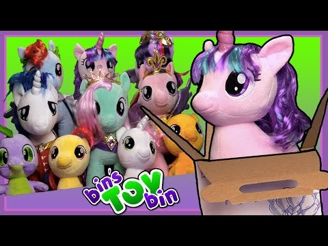 Build-a-Bear STARLIGHT GLIMMER My Little Pony WITH DOLLASTIC! | Viewer Request