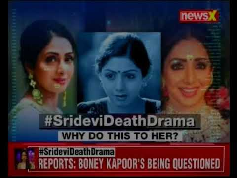 Sridevi Death Drama: Wasn't a 'heart attack', 'drowned in the tub'; 'fog of tragedy' or 'a plot'?