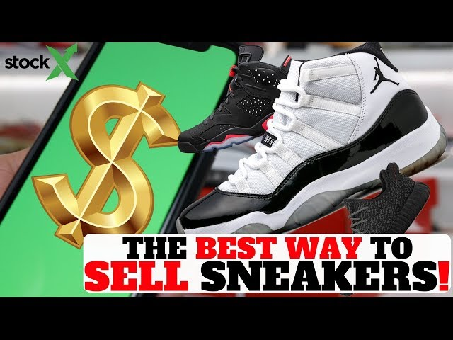 HOW TO MAKE MONEY RESELLING SNEAKERS