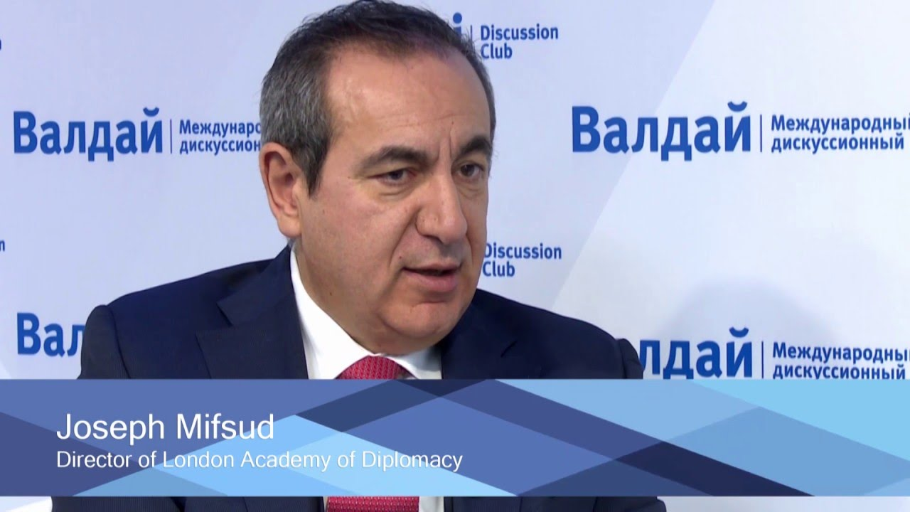 Joseph Mifsud about World Energy Market Trends
