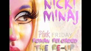 Nicki Minaj Ft Cassie The Boys (Clean Version W/Lyrics)