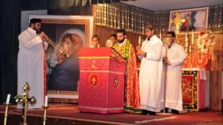Malankara Orthodox Holy Qurbana - Rev. Fr. Dileep Cherian