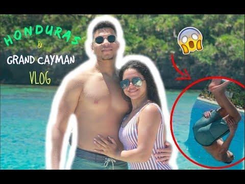 HONDURAS & GRAND CAYMAN VLOG