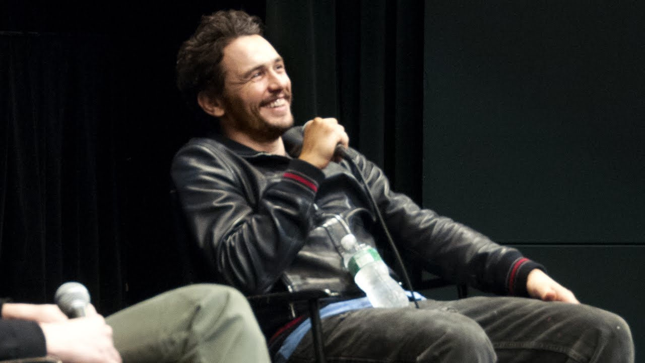 James Franco Q&A | My Own Private River