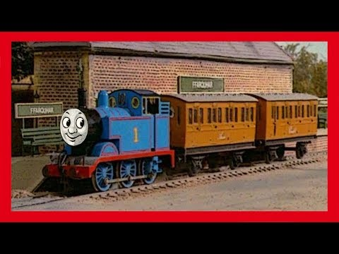 TANK ENGINE THOMAS AGAIN (RWS Vs T&F) (Spot The Differences)