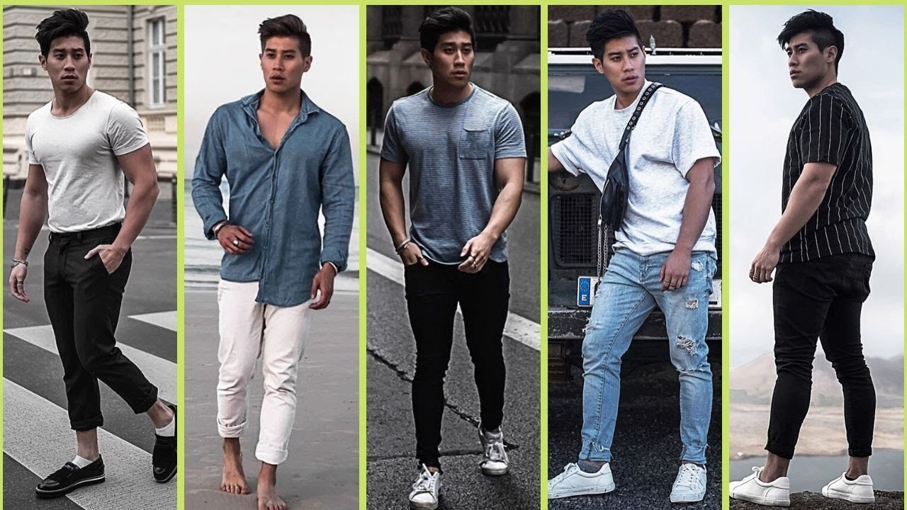 Men S Fashion New Style 2020 Trendy Men Outfits Styles Summer Fashion In 2020 Boys Summer Fashion Mens Outfits Summer Fashion