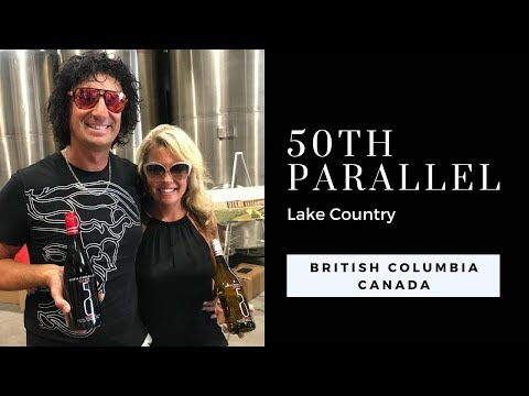 50th Parallel Winery - Okanagan Wine Tours