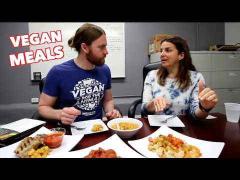 Premade Vegan Meals