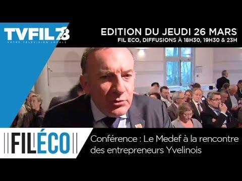 Fil Eco – Emission du jeudi 26 mars 2015