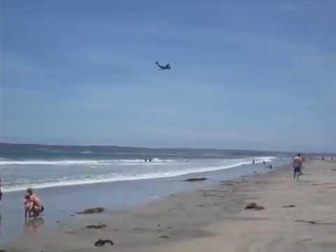 Silver Strand Beach, San Diego County, California, United States, North America