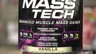 موسوعة المكملات الغذائية - MuscleTech Mass-Tech Performance Series