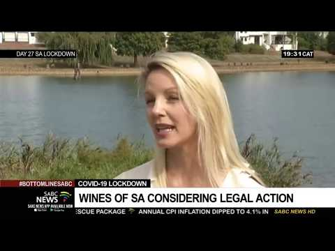 SA Lockdown | Wines of South Africa considering legal action against government