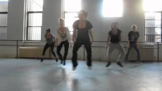 3.8.2012 - Matt Lopez's Class @ Steps on Broadway Choreography from...