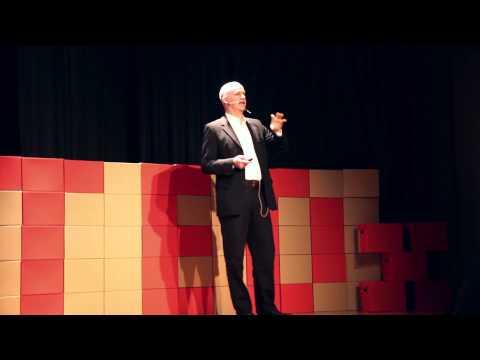 The Archipelago -- town: Conrad Bercah at TEDxLugano