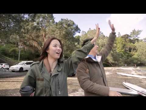 NZ Calling旅遊節目_預告片 第二集 Jay Fung 馮允謙