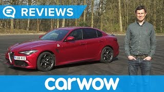 Alfa Romeo Giulia Quadrifoglio 2018 Review | Mat Watson Reviews