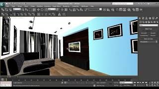 13 Освещение и финал рендер vray уроки 3d max ARR studio