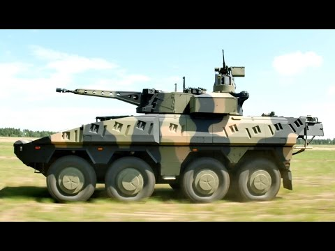 Rheinmetall Boxer CRV for LAND 400 Phase 2