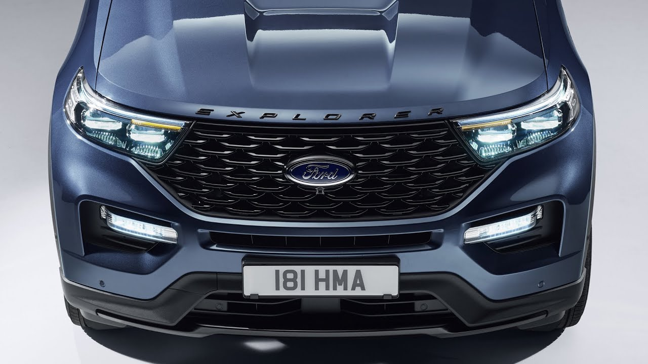 2020 Ford Explorer Plug In Hybrid Unveiling Event