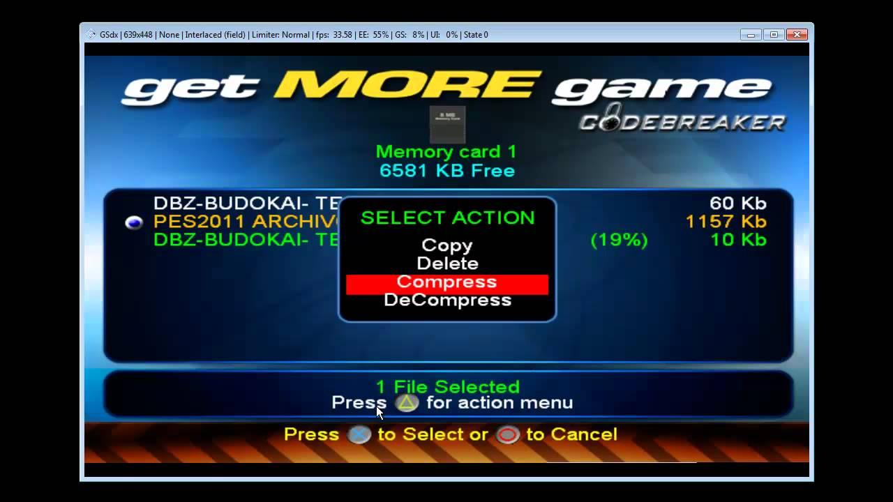 codebreaker ps2 gratis