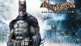 Batman Arkham Asylum // Pc // O Início (rodando Na Gt630)