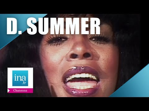 """Donna Summer """"Could It Be Magic"""" 