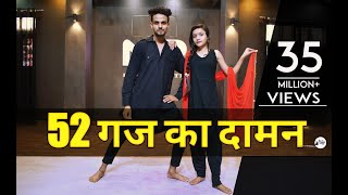 52 Gaj Ka Daman | Dance Video | Bollywood Dance Choreography