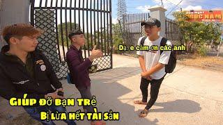 Giúp Đỡ Sinh Viên Lần Đầu Lên Sài Gòn Và Bị G.ạ.t L.ấ.y Hết Tài S.ả.n ( PT-Vlog53# )