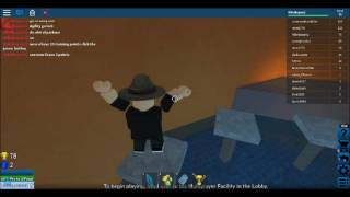 How to get points in roblox Flood escape By MIkeBaqain2