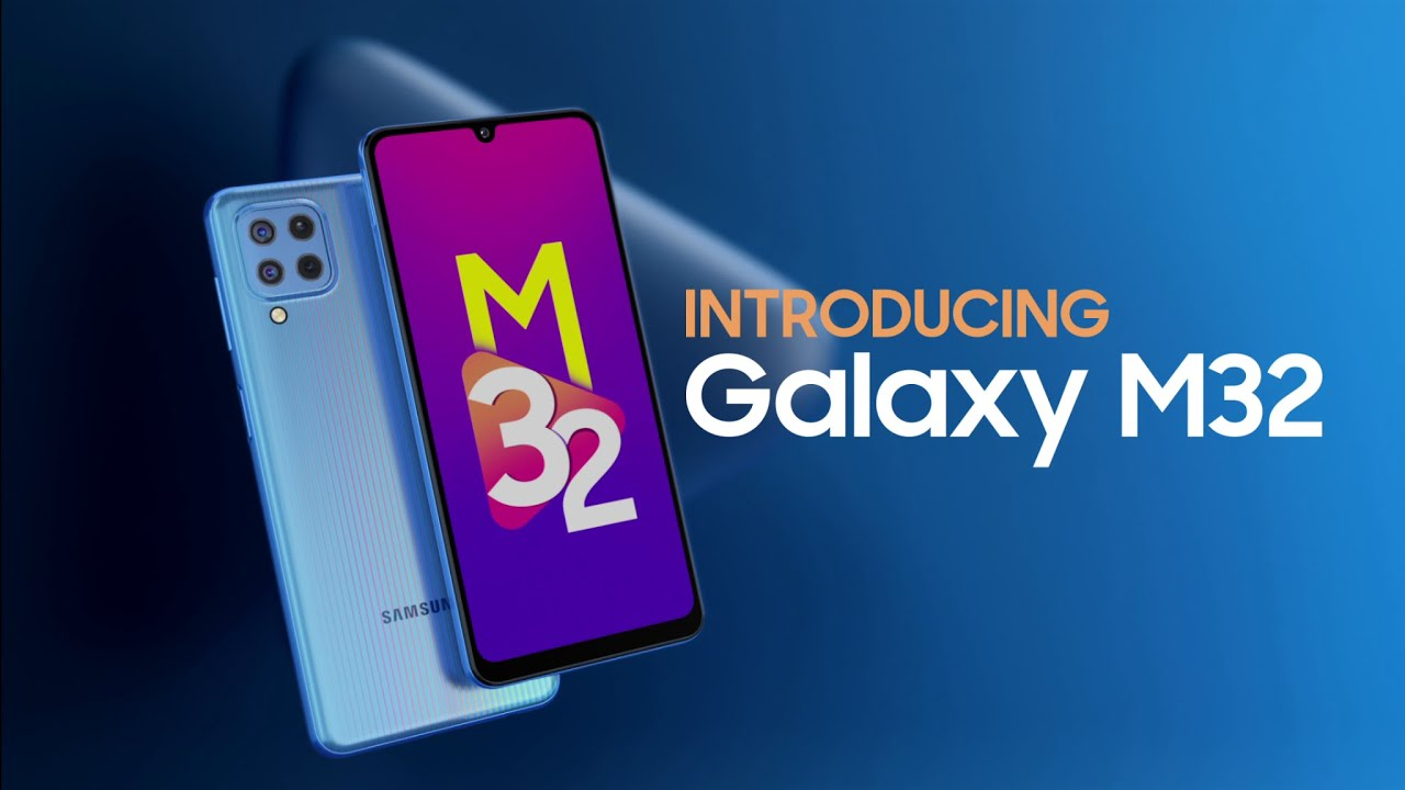 Make way for the #BingeMonster: #GalaxyM32   Samsung
