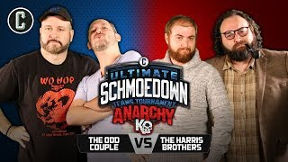 Anarchy Semi-Finals! Sneider/Andreyko vs The Harris Brothers - Movie Trivia Schmoedown