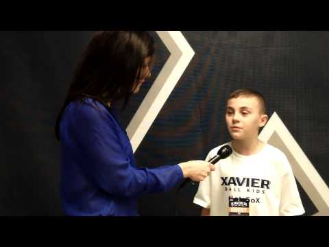Xavier Fan of the Game Interview - Bowling Green