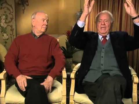 Tim Conway and Harvey Korman on breaking up oncamera  EMMYTVLEGENDS.ORG