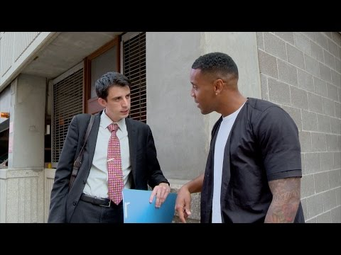 Jailed for sagging pants? Reggie Yates: Race Riots USA - Preview - BBC Three