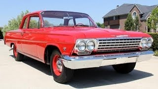 1962 Chevrolet Biscayne For Sale