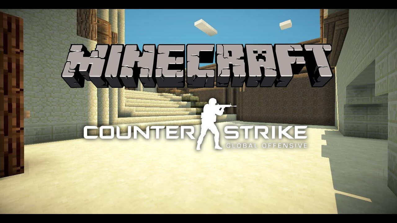 Minecraft CSGO Minigame Cracked Server COUNTERSTRIKE IN - Skin namen fur minecraft cracked