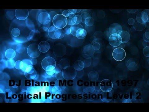 Blame Conrad DRS, Logical Progression Level 2 (cut 4 YT), 1997