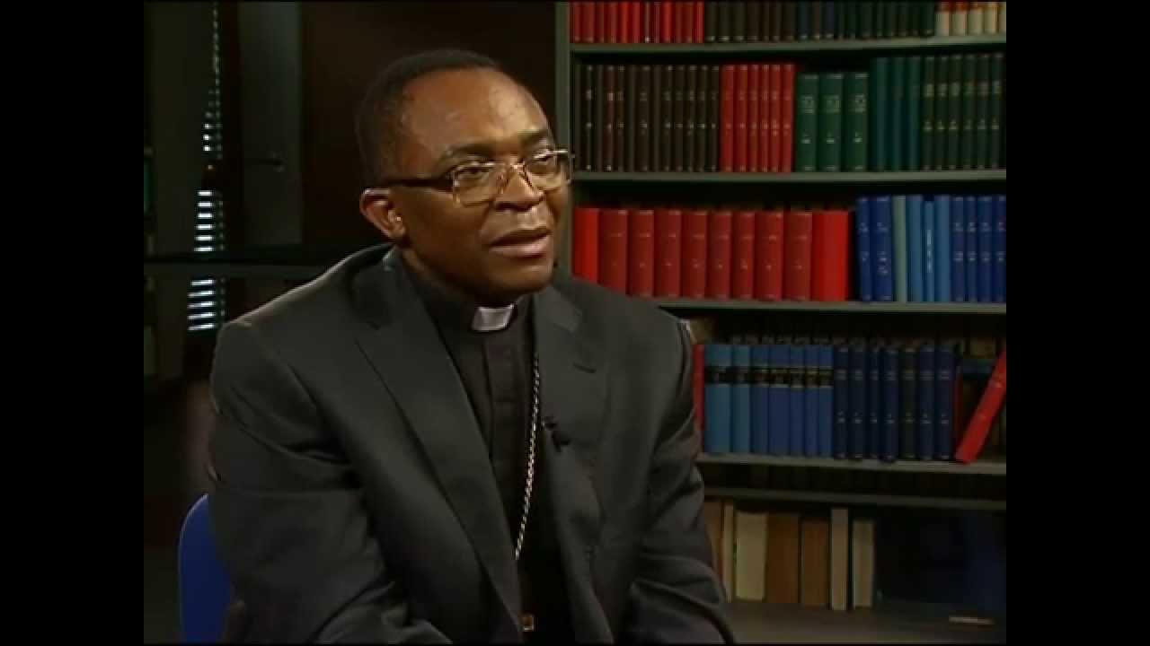 Mons. Juan Nsue Edjang, Obispo de Ebebiyin