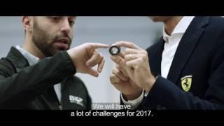 SKF and Ferrari 70   years jubilee film