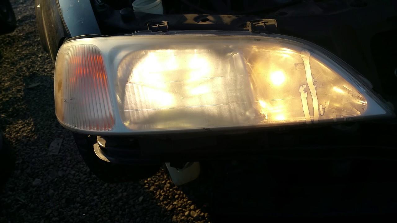 medium resolution of 2001 acura tl hid light bulb and ballast ebay item by rovrman