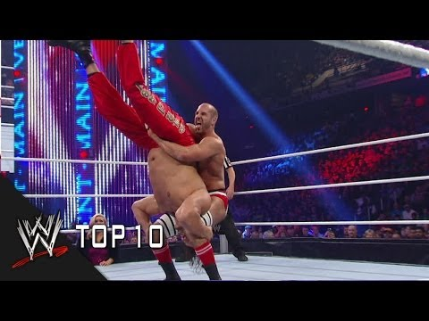 WWE Main Event Moments - WWE Top 10
