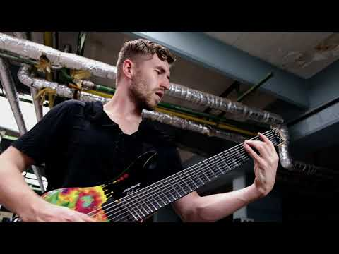AD INFINITUM - Unstoppable (Guitar Playthrough by Adrian Thessenvitz) | Napalm Records
