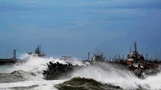 Cyclone Ula hits pacific kingdom of Tonga