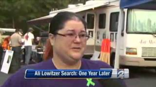KPRC Search Continues For Ali Lowitzer