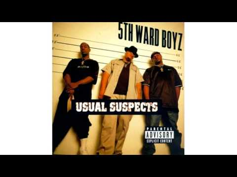 """5th Ward Boyz - """"P.W.A. (Full Mix w/ Coochie) (featuring Devin The Dude & Willie D)"""