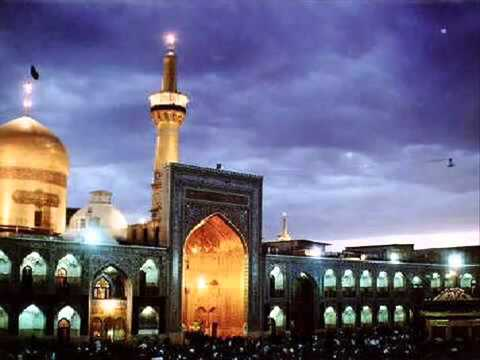 Azan Imam Ali al Rida Shrine Mashad