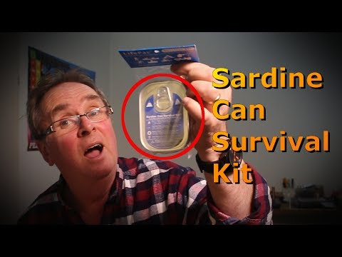 Sardine Can Survival Kit  ✔️ Are They Worth The Money.