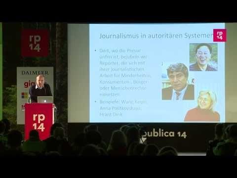 re:publica 2014 - Lorenz Lorenz-Meyer: Der Journalismus... on YouTube