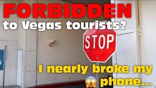 Las Vegas Forbidden - No Tourists Allowed Here!
