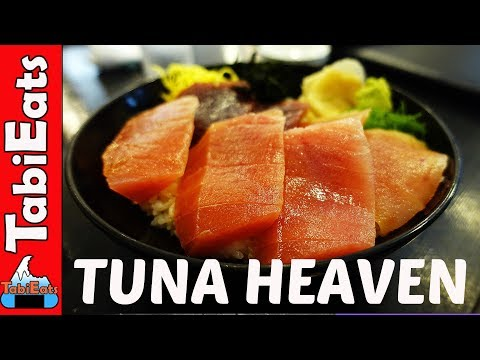 THE FRESHEST TUNA IN JAPAN (Day Trip from Tokyo)